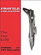The Fiat G.91 (Profile 119) by Giorgio…