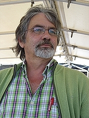 Author photo. Klaus Bötig