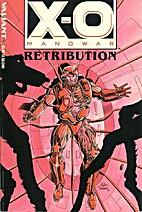 X-O Manowar: Retribution by Bob Layton