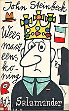 Wees maar eens koning by John Steinbeck