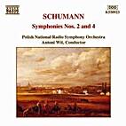 Symphonies Nos. 2 & 4 by Schumann