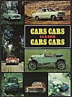 Cars Cars Cars Cars by S.C.H. Davis