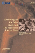 Exobiology in the Solar System and the…