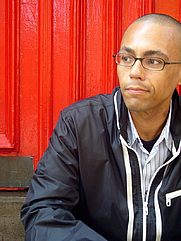 Author photo. Victor LaValle