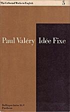 L' idea fissa by Paul Valéry