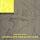 Landscape Architecture: Urban Space Details…