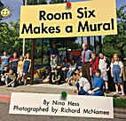 Room six makes a mural (Sunshine. Emergent,…