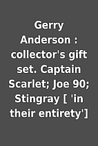Gerry Anderson : collector's gift set.…