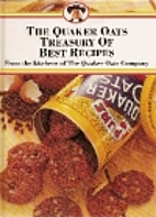 The Quaker Oats Treasury of Best Recipes by…