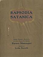 Rapsodia satanica: Poema cinema-musicale by…