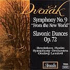 Symphony no 9 from the New World; Slavonic…
