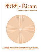 Ritam: A Journal of Material and Spiritual…