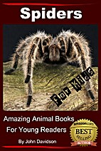 Spiders - For Kids - Amazing Animal Books…