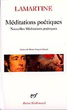 Méditations poétiques - Nouvelles…