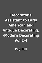 Decorator's Assistant to Early American and…