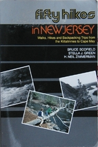 Fifty Hikes in New Jersey by Stella Green