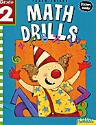 Math Drills: Grade 2 (Flash Skills) by Flash…