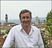 Author photo. Andrew Graham-Dixon