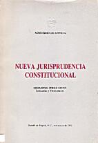 Nueva Jurisprudencia Constitucional by…