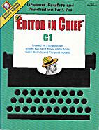 Editor in Chief C1 by L. Borla C. Block…