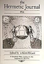 The Hermetic Journal, 1948