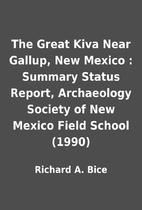 The Great Kiva Near Gallup, New Mexico :…