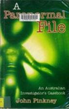 A paranormal file : an Australian…