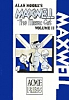Maxwell the Magic Cat Volume 2 by Alan Moore