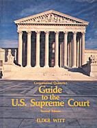 Congressional Quarterly's Guide to the U.S.…