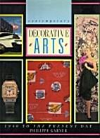 Contemporary Decorative Arts 1940 to the…