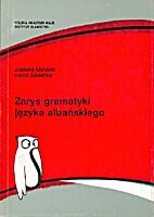 Zarys gramatyki języka albańskiego by…