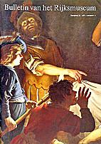 Bulletin van het Rijksmuseum; jaargang 35,…