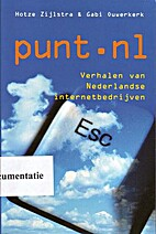 Punt.nl by Hotze Zijlstra
