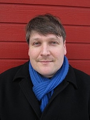 Author photo. Marko Lamberg