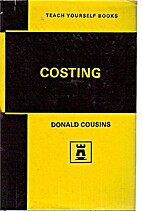 Costing (Teach yourself books series) by…