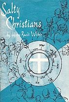 Salty Christians by Hans-Ruedi Weber