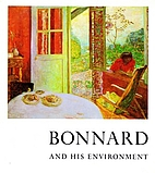 Bonnard and his environment by Pierre…