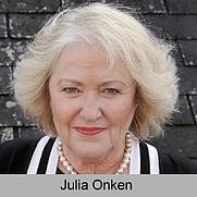 Author photo. Julia Onken
