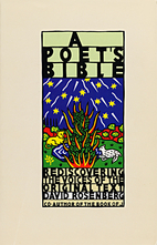 A Poet's Bible: Rediscovering the Voices of…