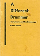 A different drummer: Metaphysics and the…