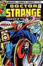 Doctor Strange (1974 series) #14 by Steve…