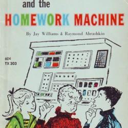 danny dunn and the homework machine