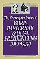 The Correspondence of Boris Pasternak and…