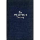 The Bar Mitzvah treasury by Azriel Louis…