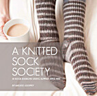 A Knitted Sock Society: 10 Sock Designs…