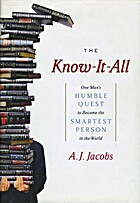 Know-It-All by A. J. Jacobs