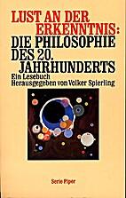 Lust an der Erkenntnis: Die Philosophie des…