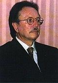 Author photo. Alfredo Cattabiani (1937-2003)