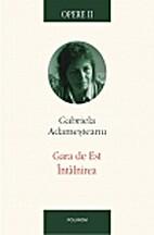 Întâlnirea : roman by Gabriela…