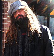 Author photo. Rob Zombie in 2009, taken from a photo with Eric Ingrum. Photo by Flickr user Eric Ingrum
